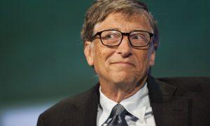 Bill Gates dona 4.600 millones de dólares, pero sigue siendo el más rico del mundo