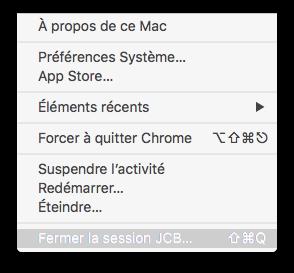 Apaga tu Mac rápidamente: apaga, espera, cierra la sesión...... 4