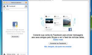Skype se integra mejor con el chat de Facebook