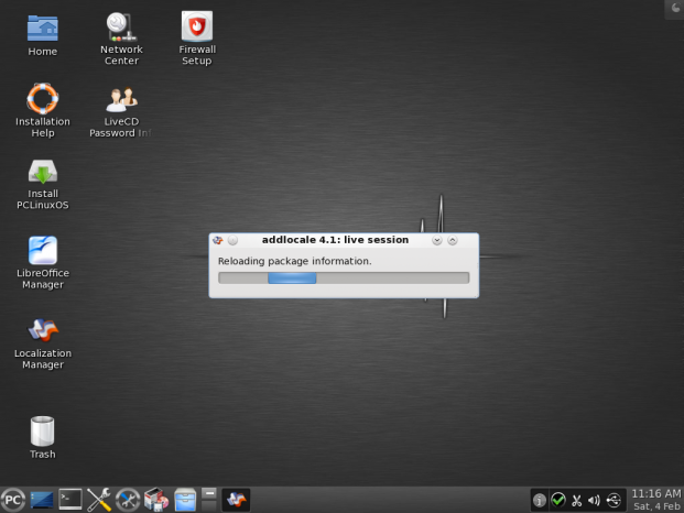 Prueba de escritorio PCLinuxOS KDE 2012 6