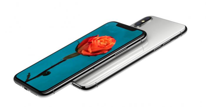 La batería del iPhone X es más pequeña que la del iPhone 6 Plus, 6s Plus y 7 Plus.