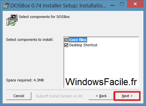Windows 8: Juegos de DOS 5