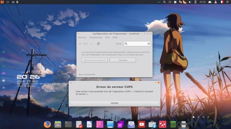 Voyager Linux 16.04.2 LTS basado en el escritorio XFCE de Xubuntu 2