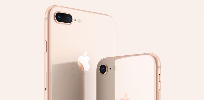 ¿Cuál es la diferencia entre el iPhone 8 y el iPhone 7?