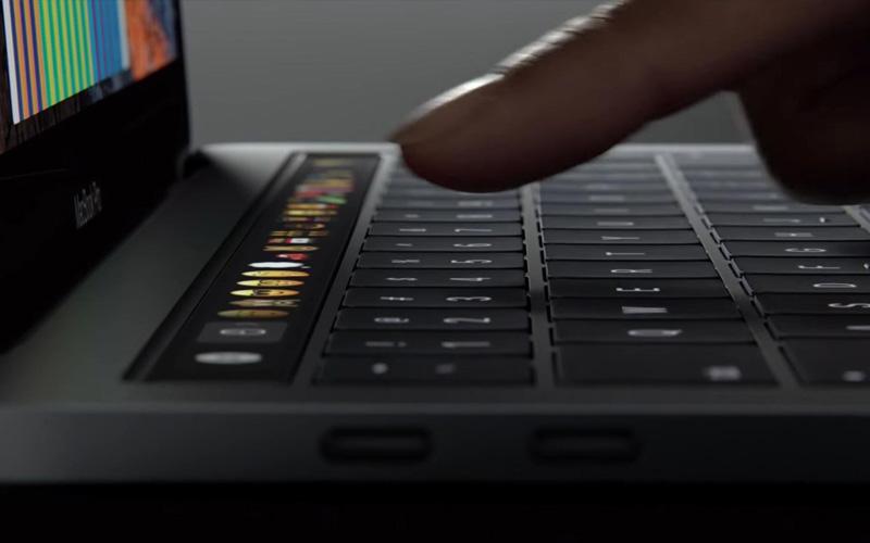 MacBook Pro con Intel Kaby Lake y 32 GB de RAM en breve