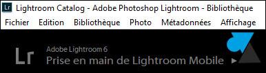 Adobe Lightroom: cambiar el idioma del software 4