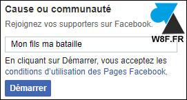 Crear una página en Facebook 3