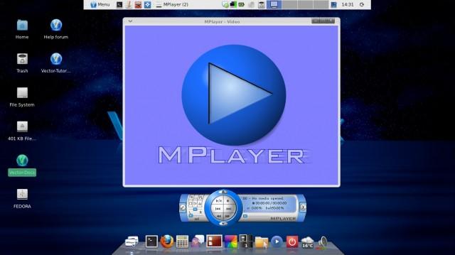 Vector Linux 7.0 en Live-CD 6