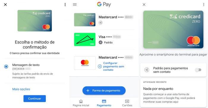 Google Pay ahora funciona con tarjetas Itaucard y Credicard 2