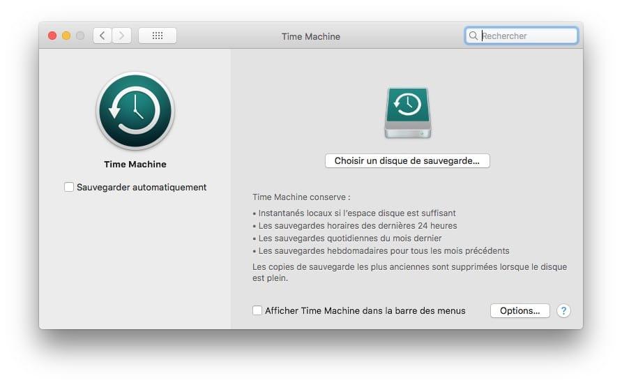 Copia de seguridad de tu Mac con Time Machine (macOS / OSX) 4
