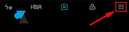 Teléfono inteligente Xiaomi: silenciar el sonido de la foto 2