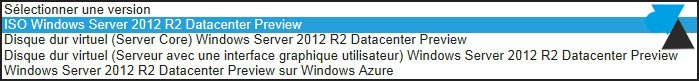 Descargar e instalar Windows Server 2012 R2 Preview 3
