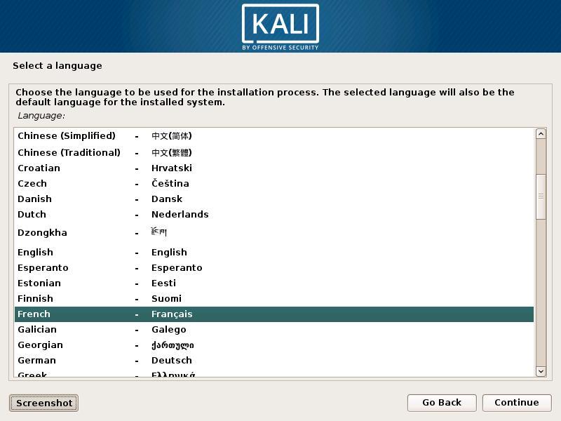 Cómo colocar Kali Linux en una llave USB o DVD 8