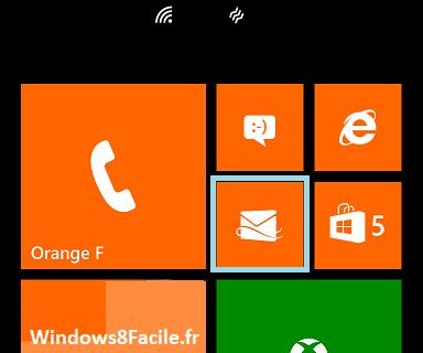 Windows Phone: desactivar la firma automática en los correos electrónicos 2