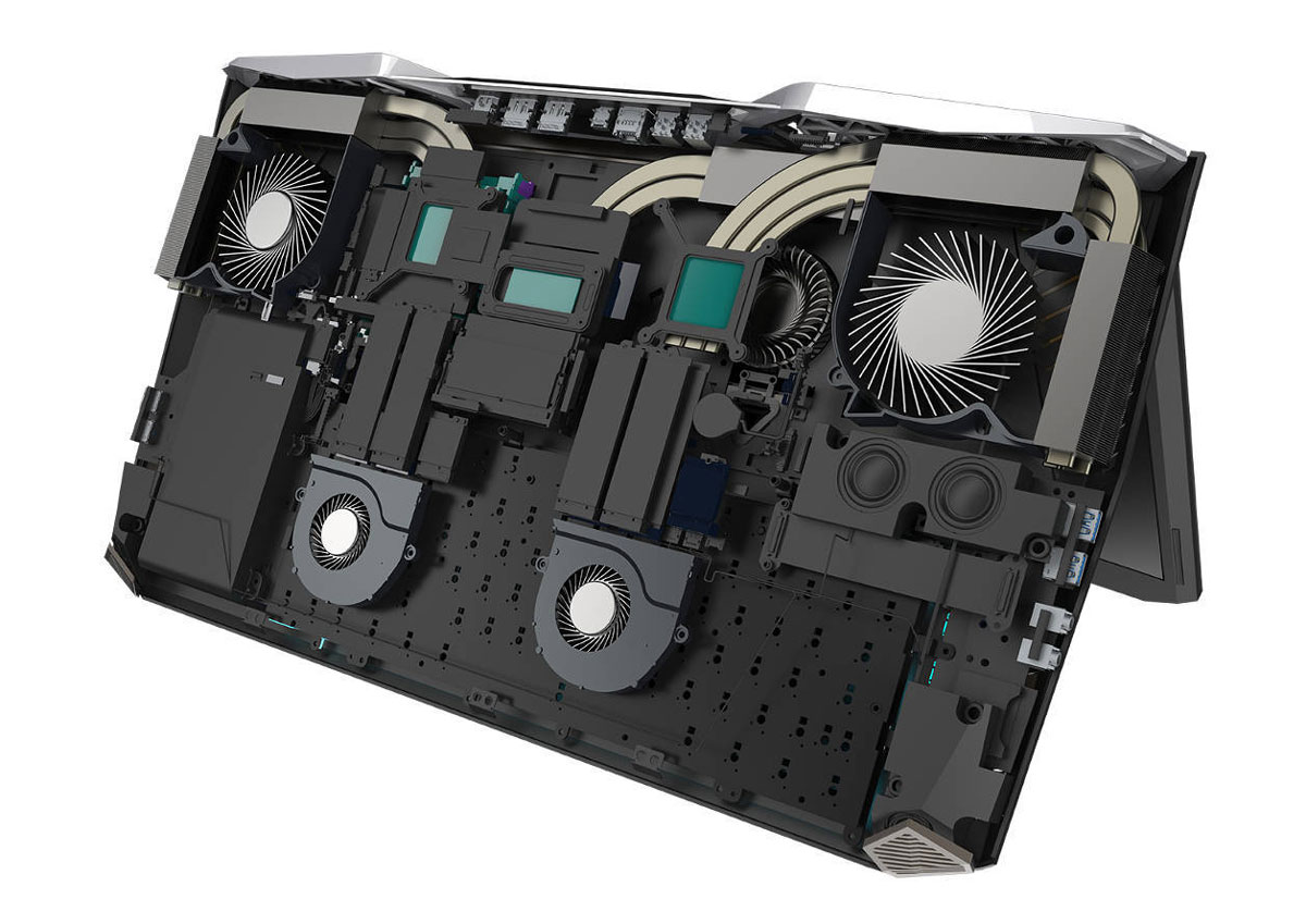 CES 2017: Acer Predator 21X, un precio de 10 000€ y un lanzamiento para febrero en Francia 3
