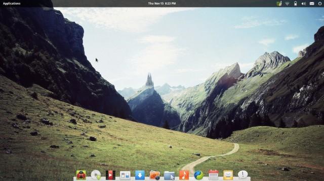 Elemental, distribución Linux para descubrir 9