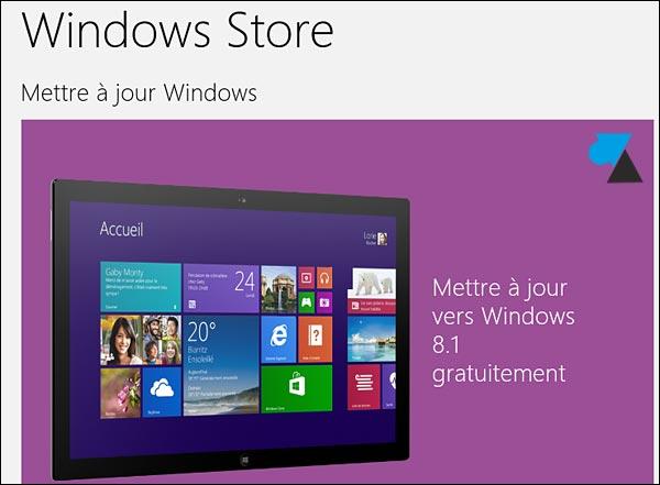 Actualización de Windows 8 a Windows 8.1 2