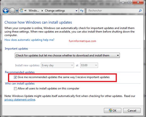 Bloquear la actualización automática a Windows 10