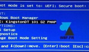 Arrancar un PC Dell en una memoria USB, CD o DVD