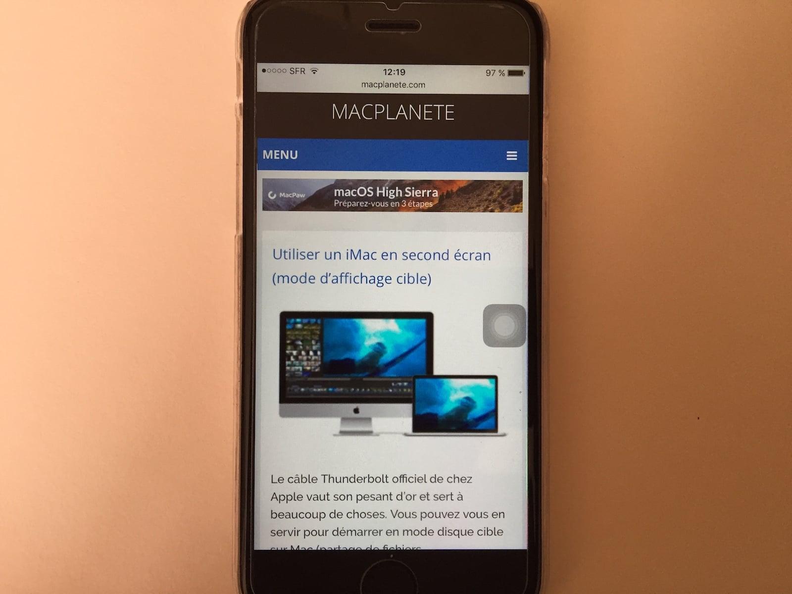 ¿El botón de inicio se rompió en el iPhone? Añada un botón de inicio virtual!