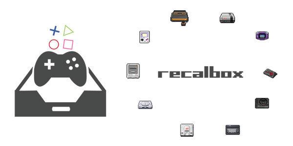Instalar Recalbox OS en la tarjeta SD para Raspberry Pi 1