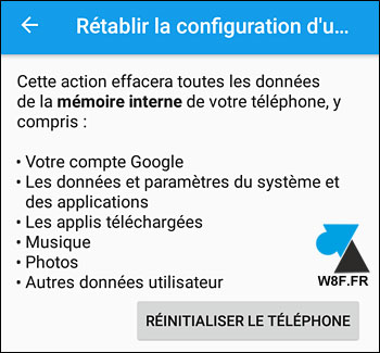 Reinstala un teléfono inteligente Sony Xperia 5