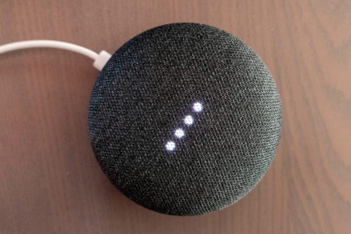 Google Home amplía la compatibilidad con los comandos de voz en inglés