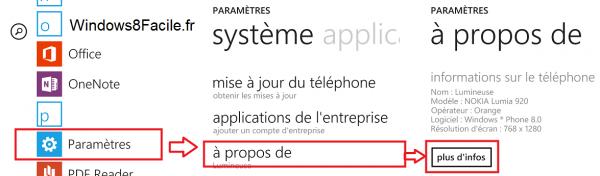 Windows Phone: muestra el número IMEI del smartphone 4