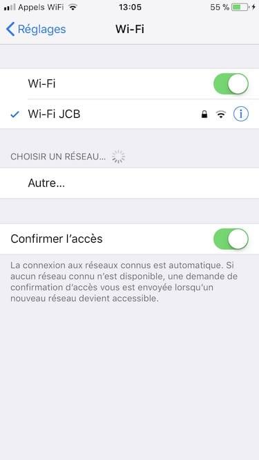 Cambiar el DNS de tu iPhone / iPad 1