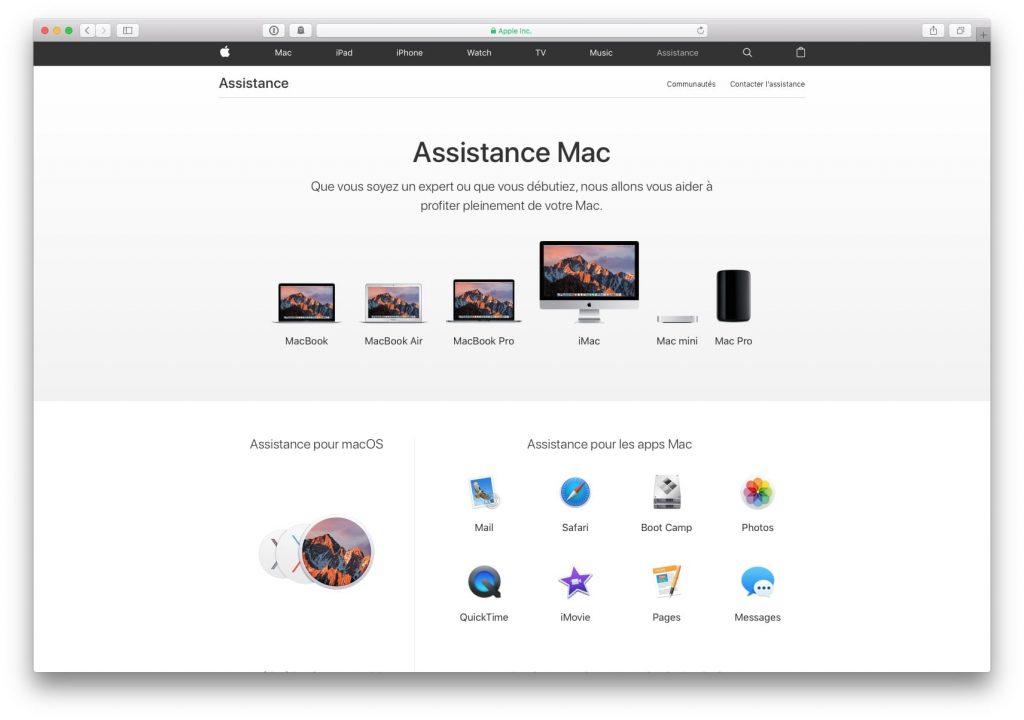 Descarga las actualizaciones de Mac directamente (Sierra, El Capitan...) 3