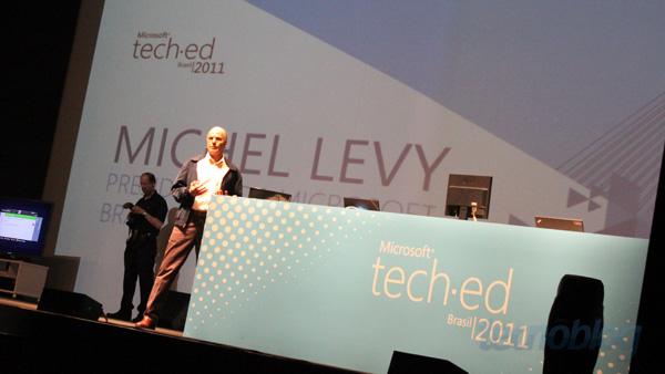 Microsoft cierra la boquilla de Windows 8 durante TechEd Brasil