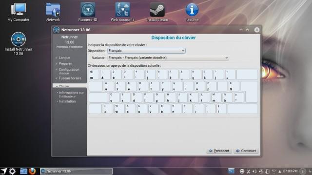 NetRunner 13.06, instalación 8