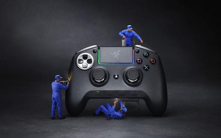 Razer Anuncia Auriculares Inalámbricos y Nuevos Controles Raiju de la Línea de Licenciatarios PS4 1
