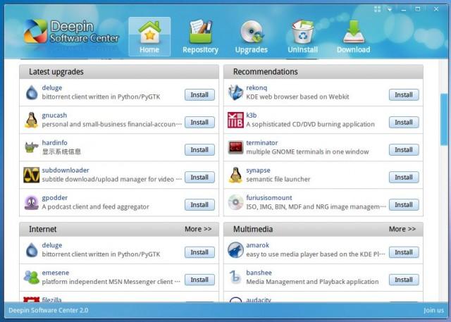 Linux Deepin 12.06, una distribución china 6