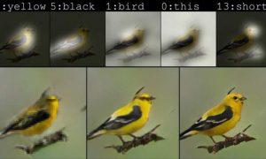 El IA de Microsoft crea dibujos realistas a partir de descripciones