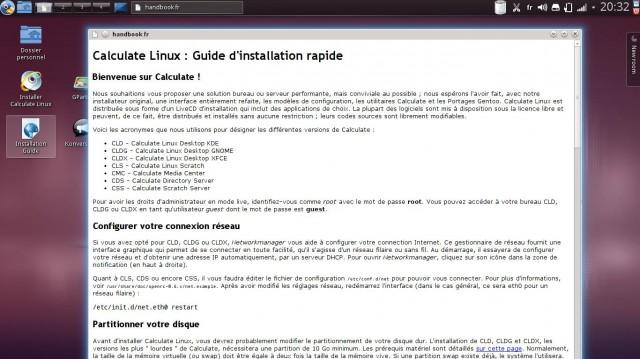Una actualización de Calcular Linux 13.11.1 3