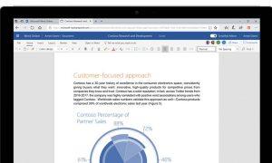 Microsoft está simplificando la interfaz de Office con menos iconos