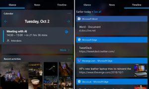 Microsoft Launcher 5.0 para Android renueva las funciones visuales y de ganancias