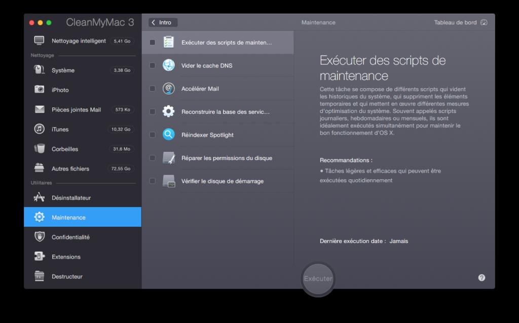 Optimizar El Capitan (Mac OS X 10.11) 9