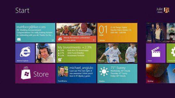 Windows XP, Vista y 7 pueden actualizarse a Windows 8; compruebe las reglas