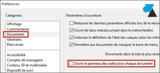 Adobe Reader PDF: desactivar el panel lateral derecho 5