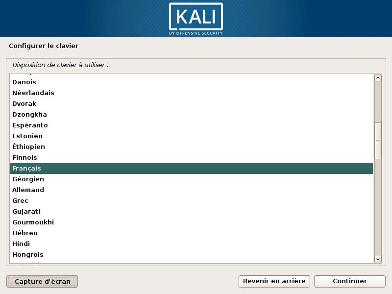 Cómo colocar Kali Linux en una llave USB o DVD 9