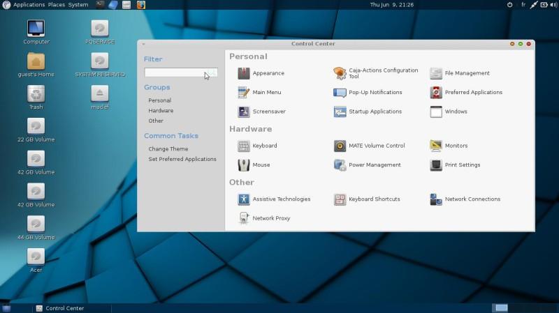 Lleve todo Linux en una llave USB 3