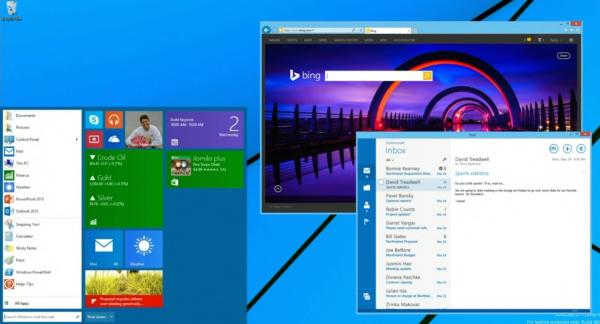 ¡Ha vuelto! Microsoft introduce un nuevo menú de inicio
