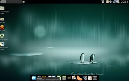 Calcular Linux versión 15.17 con Mate