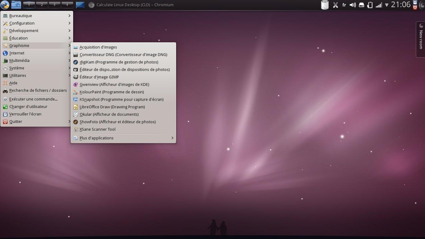Nueva versión de Calcular Linux 13.11