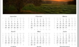 Cómo crear un calendario en unos pocos clics
