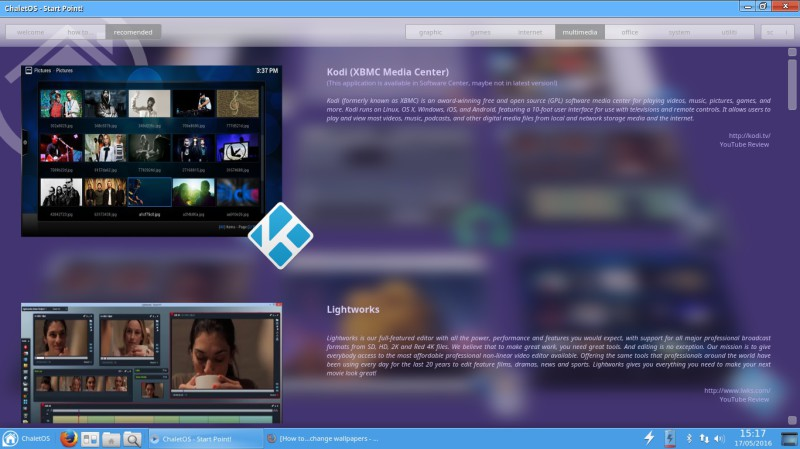 ChaletEs una distribución de Linux a probar 7