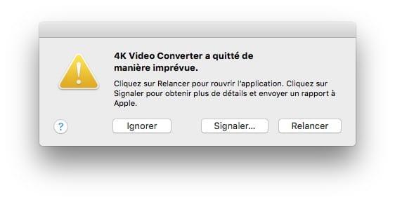 Utilice macOS High Sierra de 64 bits únicamente 4