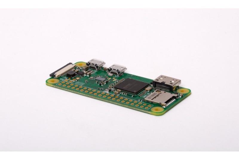 Frambuesa Pi Zero W: Wi-Fi y Bluetooth integrados, un nuevo modelo a 11 euros 1